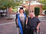 Kerrie's Graduation Masters Feb 2014