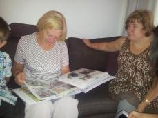 Mum's 70th in Qld